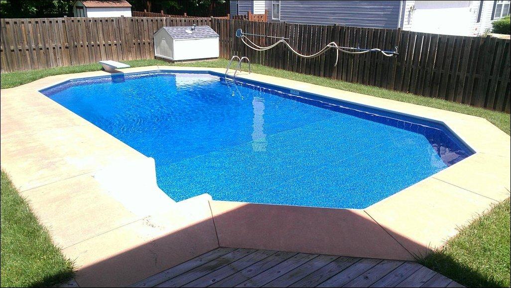 Фото как сделать бассейн на даче своими руками