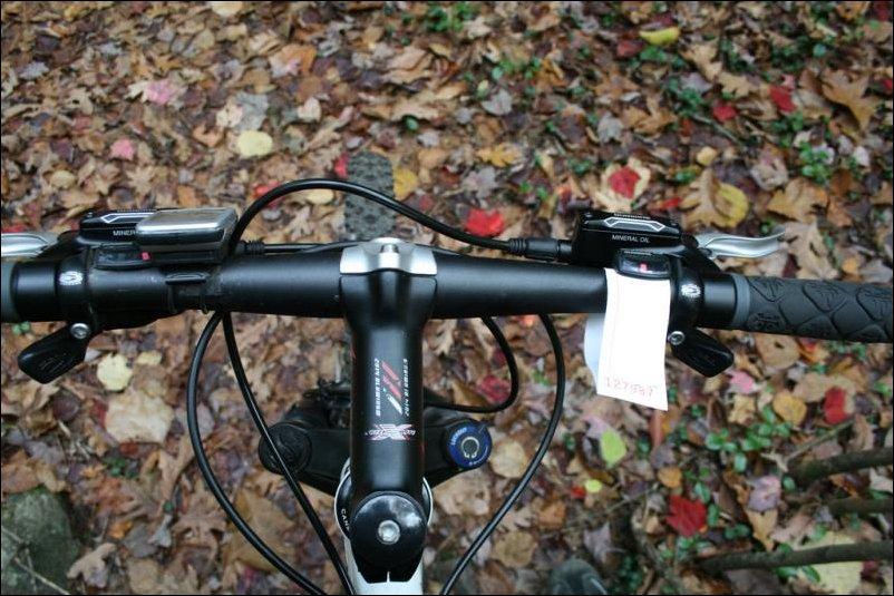 Вид с велосипеда