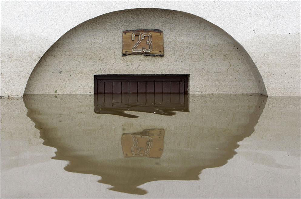 Наводнение в центральной Европе