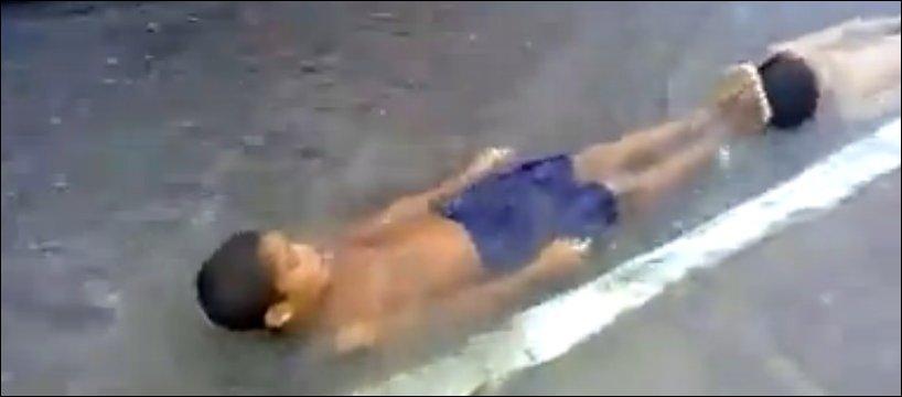 Бразильские водные горки