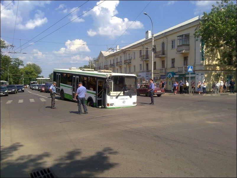 Тамбовские автобусы копают метро