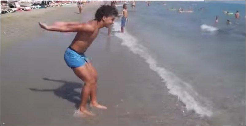 Пляжная магия