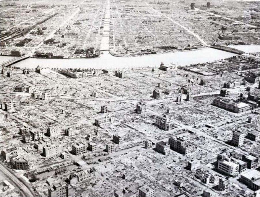 Город, изменившийся до неузнаваемости