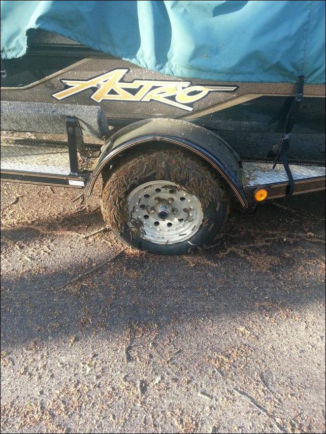 Нападение на автомобиль