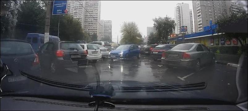 Королевы парковки