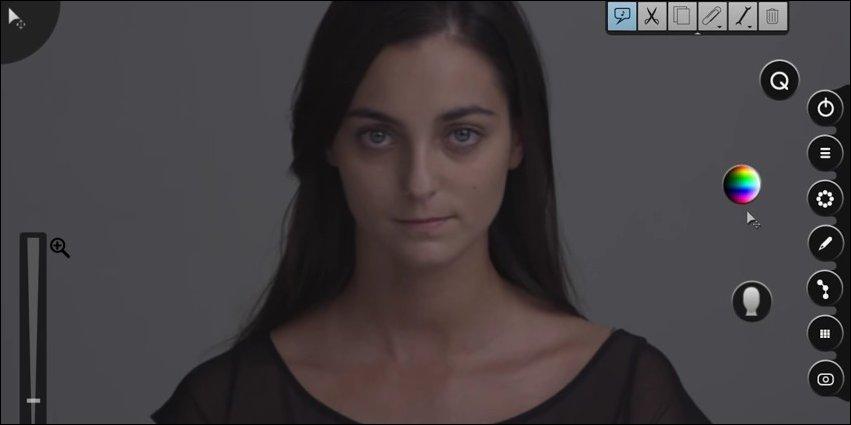Фотошоп в видео