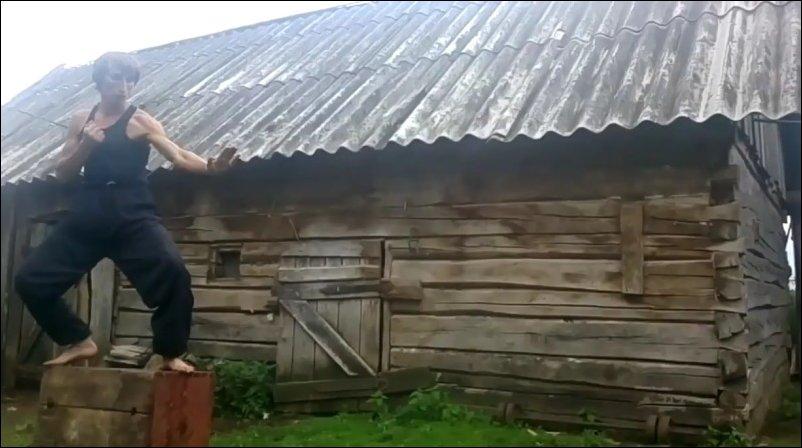 Деревенский Шаолинь