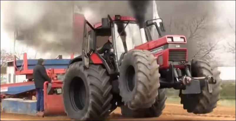 Неудачи с тракторами