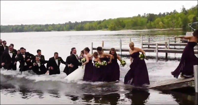 Неудача на свадьбе
