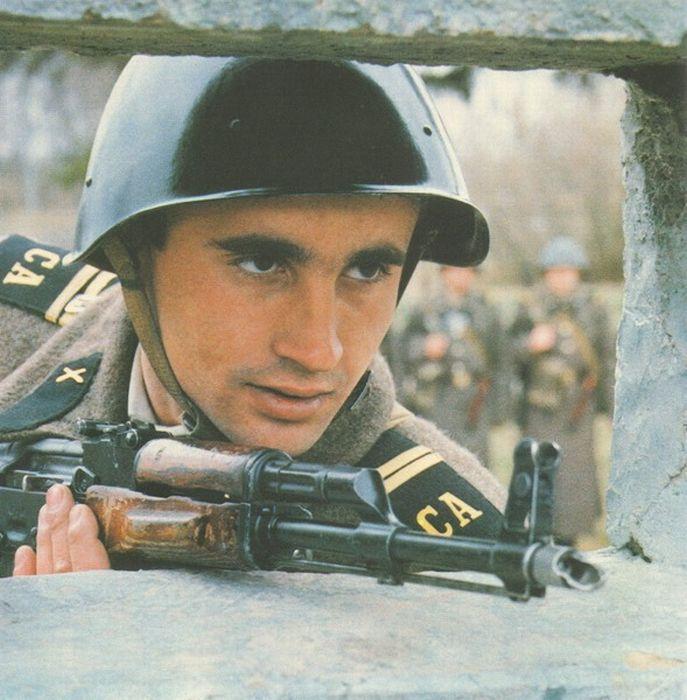 Советская армия 93 фото