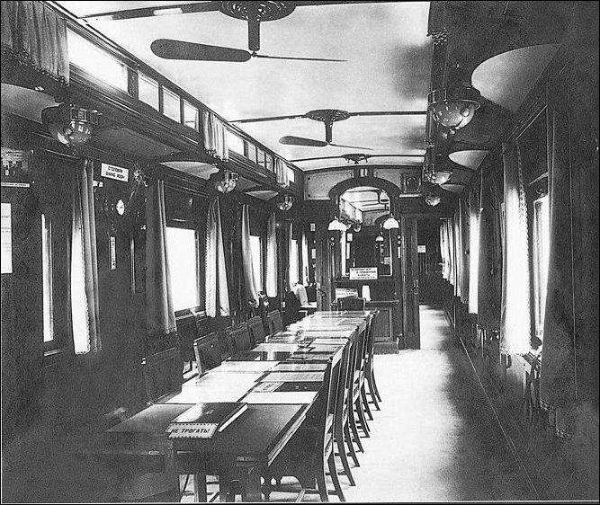 Поезд Императора Николая Второго