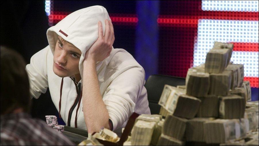 Выигрыш в покер