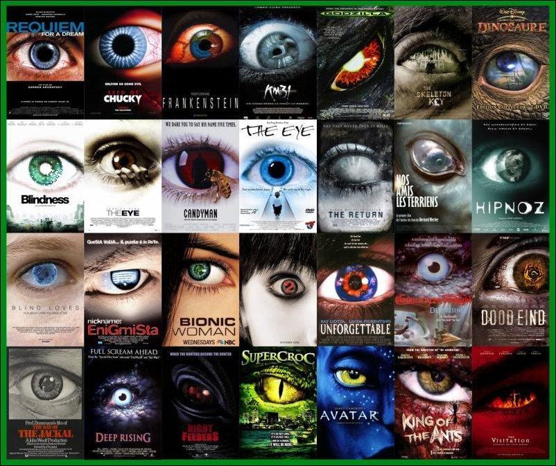 Голливудские плакаты к фильмам