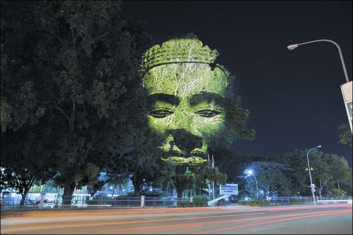 Духи Камбоджи