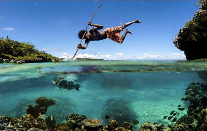 Удивительная рыбалка