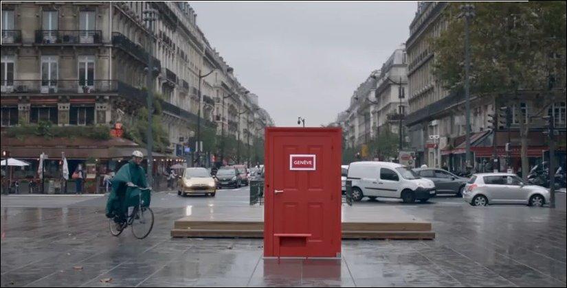 Дверь в Европу