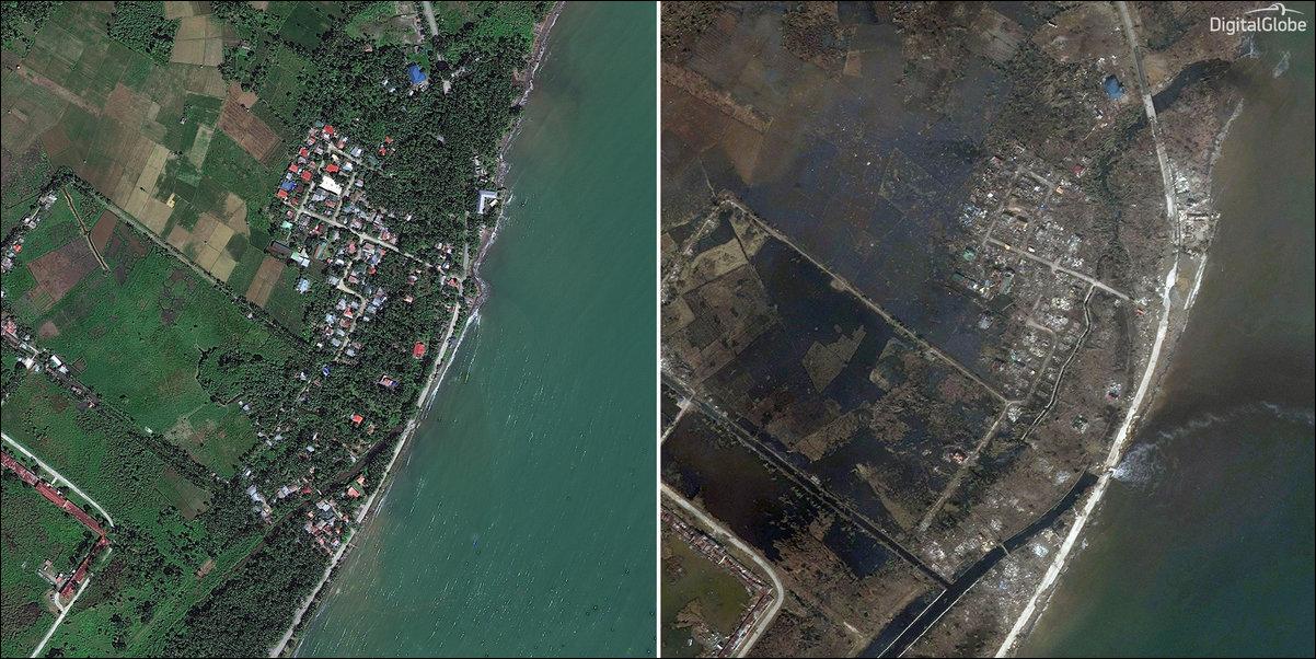 Тайфун Хайян