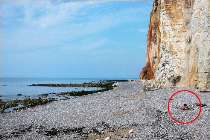 фотоприколы на пляже:
