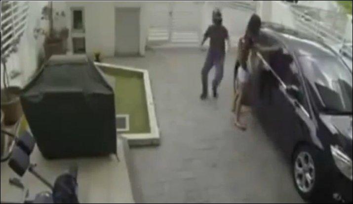 Неудавшееся ограбление
