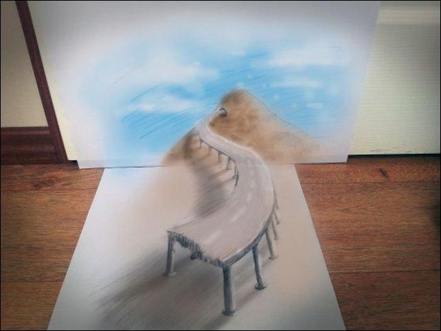 3D рисунок