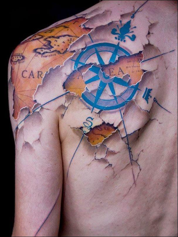 3D татуировки