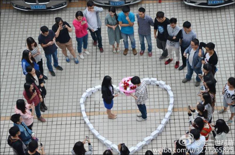 99 айфонов в обмен на согласие выйти замуж