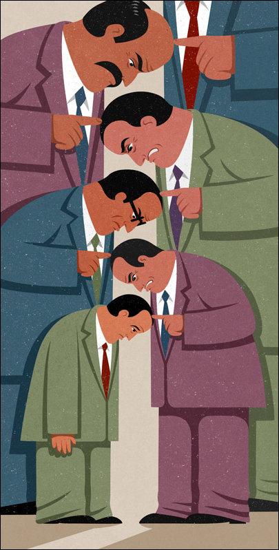 Иллюстрации Джона Холкрофта