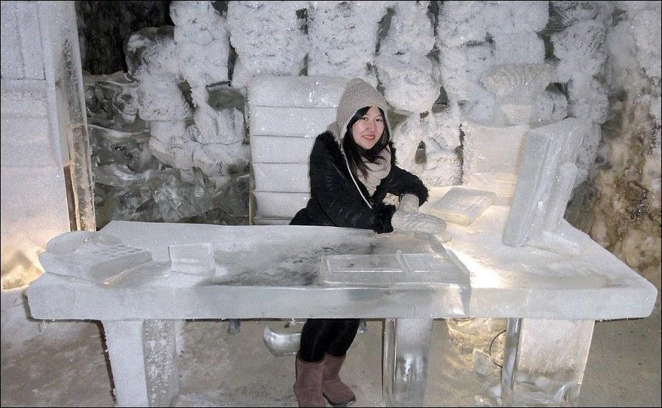 Ноев ковчег для семян в Якутске