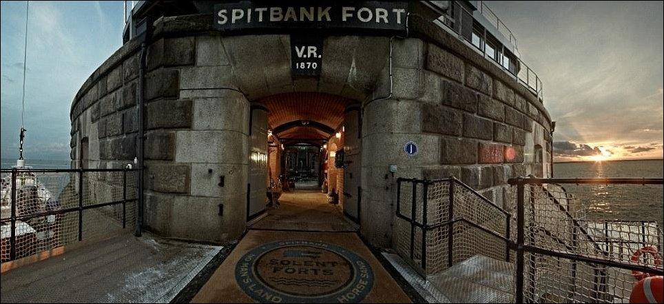 Форт Spitbank