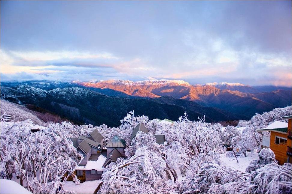 самый лучший мире фото зимой барби добилась