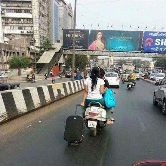 Картинки из Индии (21 фото)