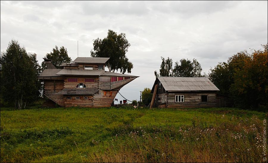 Дома россии фото