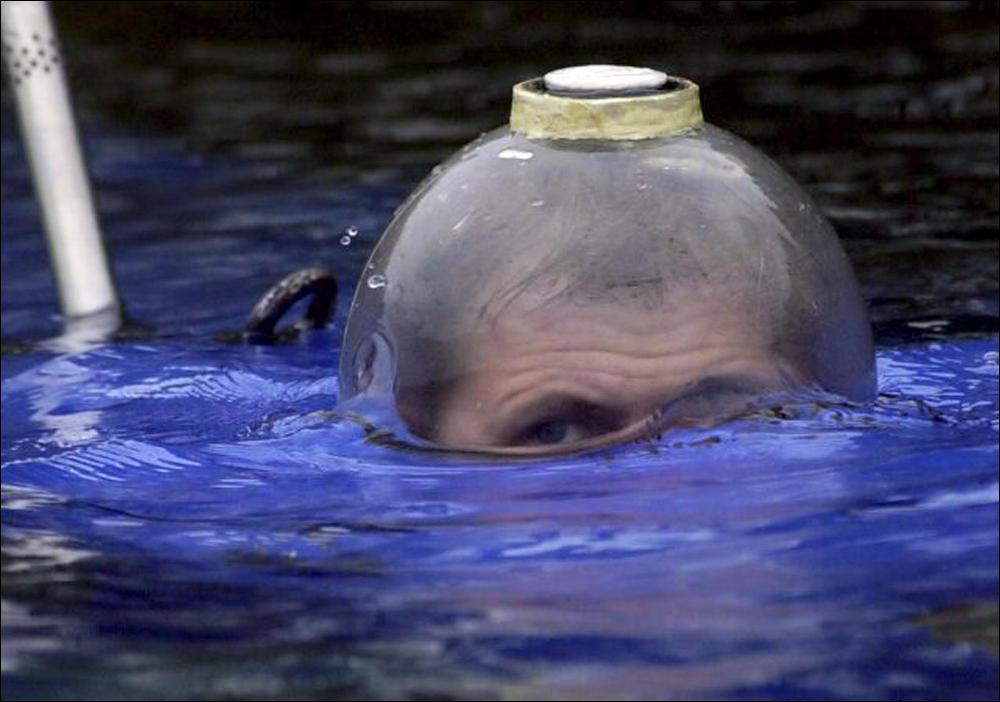 Единственная в России частная подводная лодка.