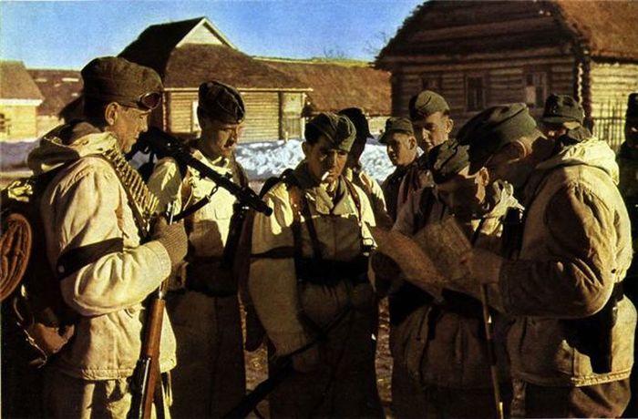 Начало второй мировой войны ссср
