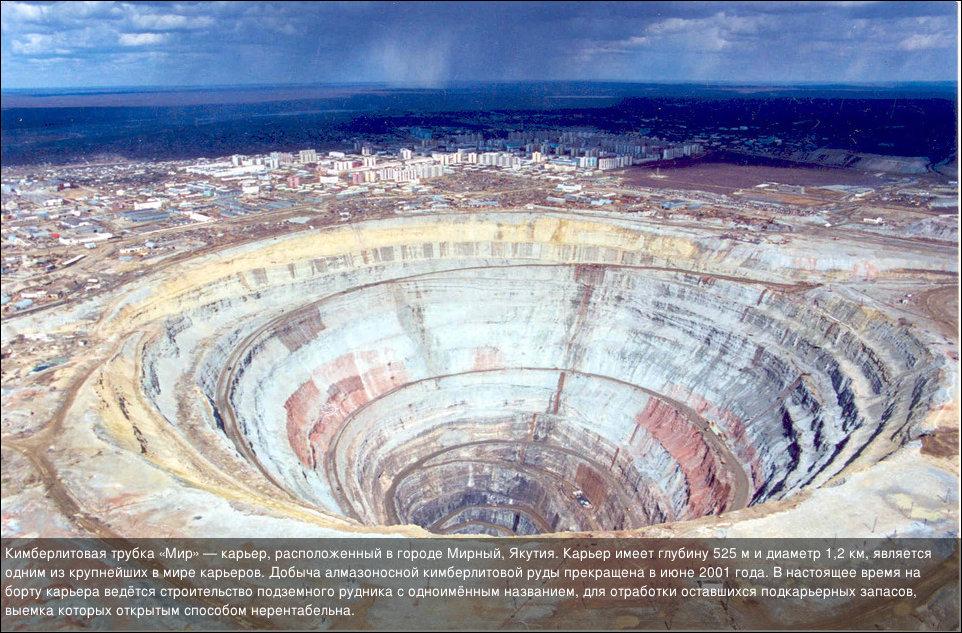 Самые большие дыры в земле 12 фото