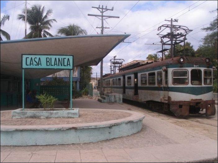 Общественный транспорт Кубы
