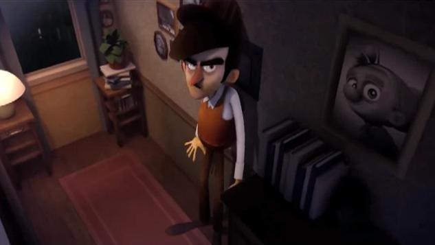 Неудачливый детектив