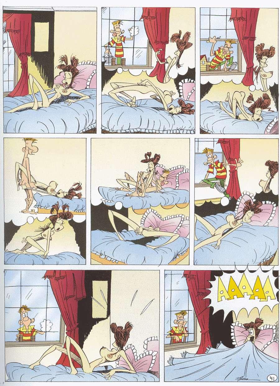 Эротиеские комиксы для взрослых 12 фотография