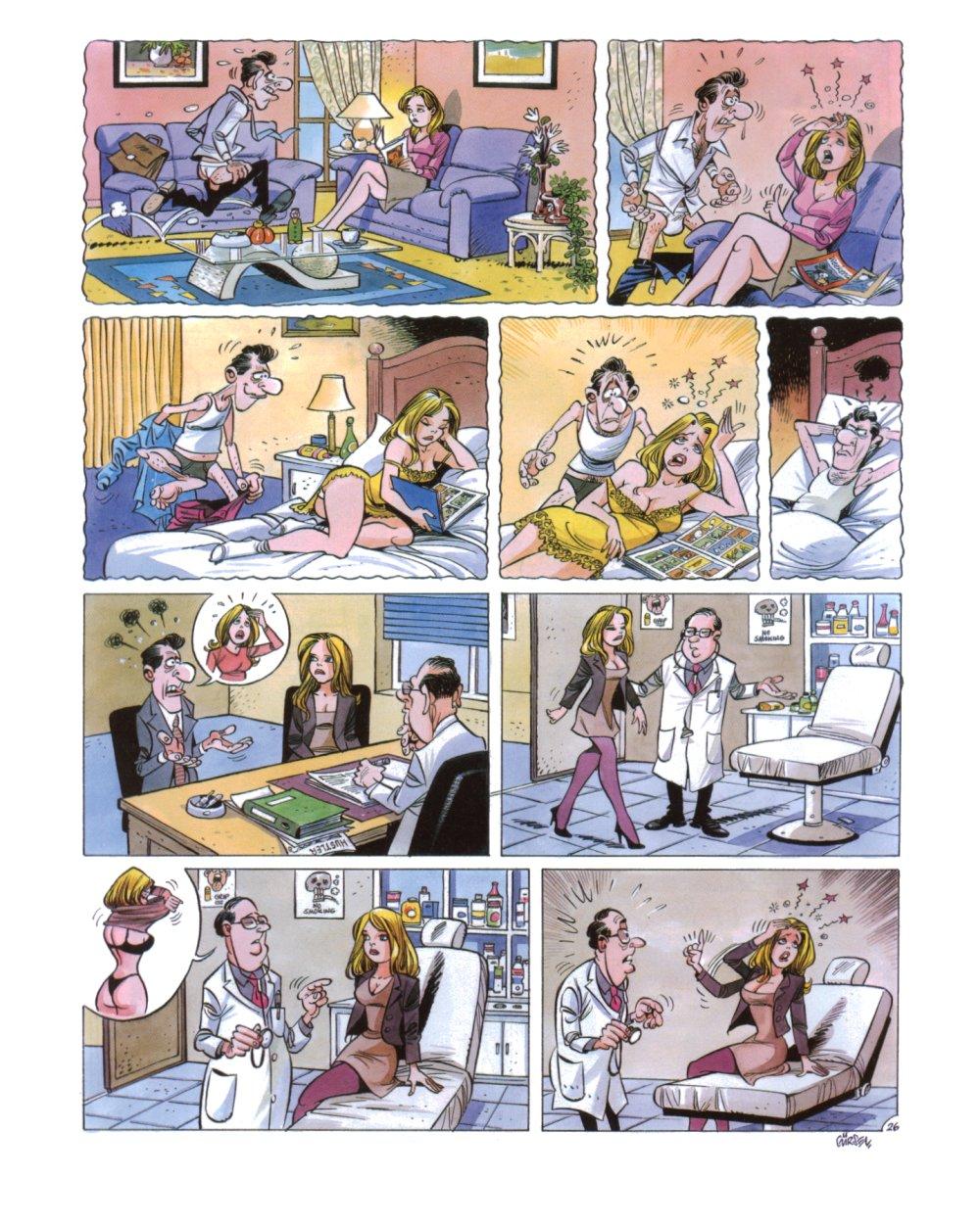 Картинки для взрослых комиксы