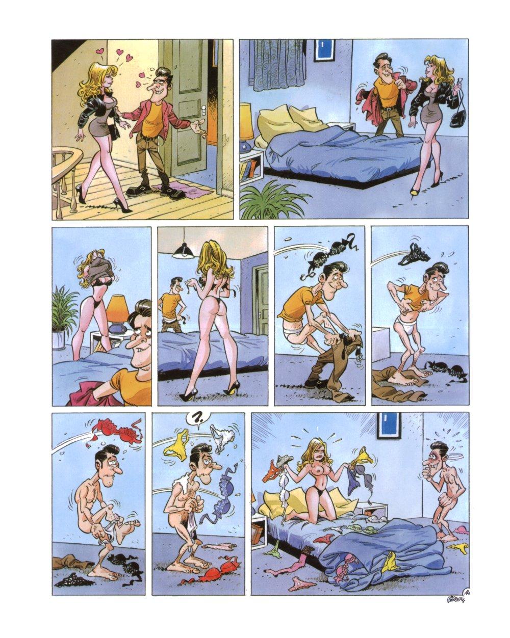 Humorous sex jokes