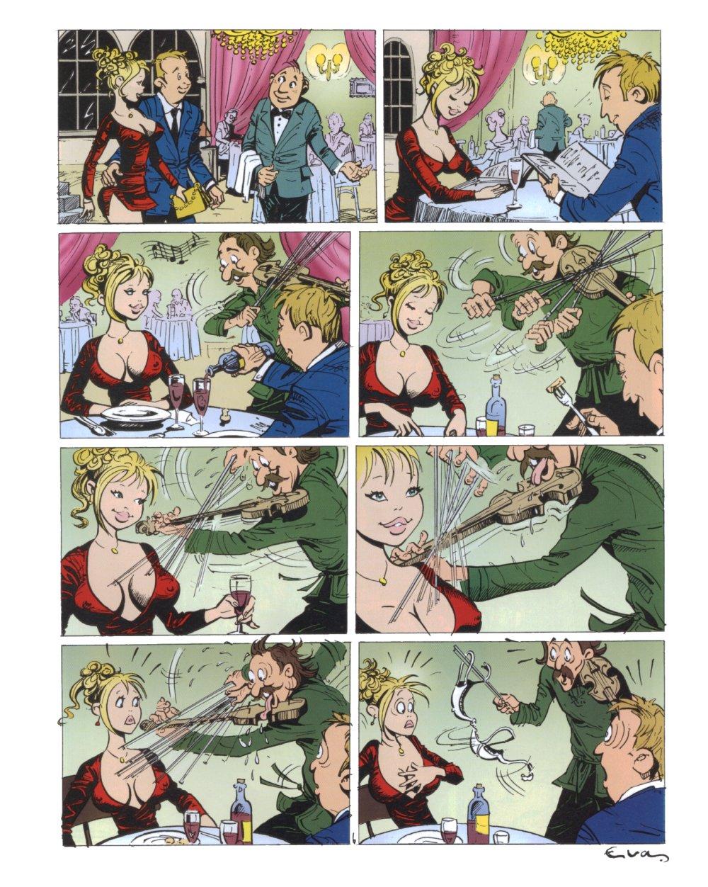 Эротические комиксы просмотр 11 фотография