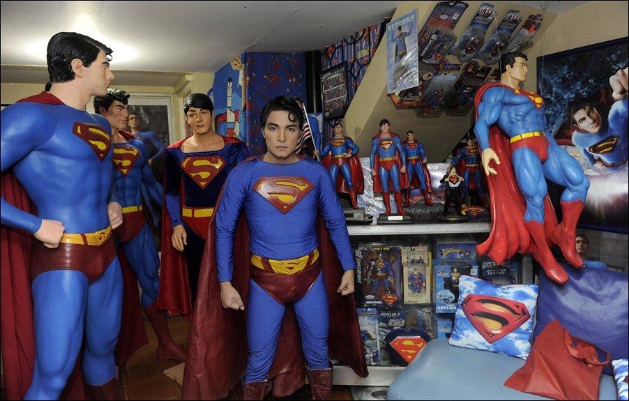 Фанат Супермена