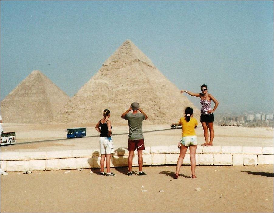 Оригинальные туристические фотографии