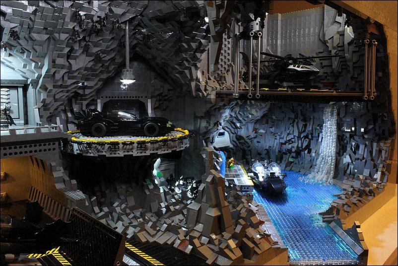 Пещера Бэтмена
