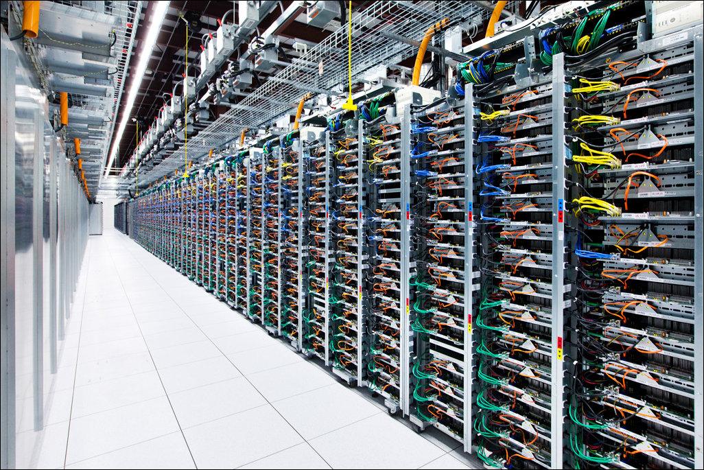 Дата-центр Гугла