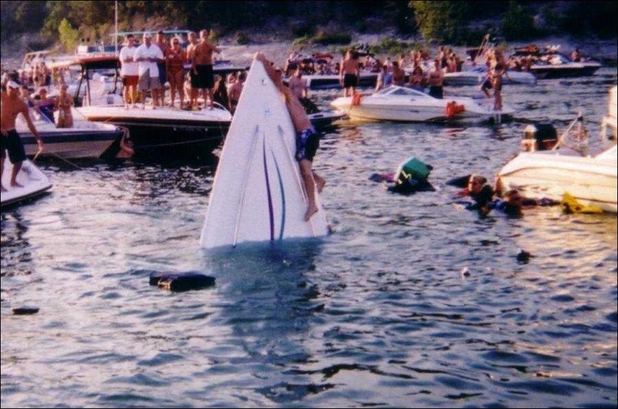 Озеро Трэвис
