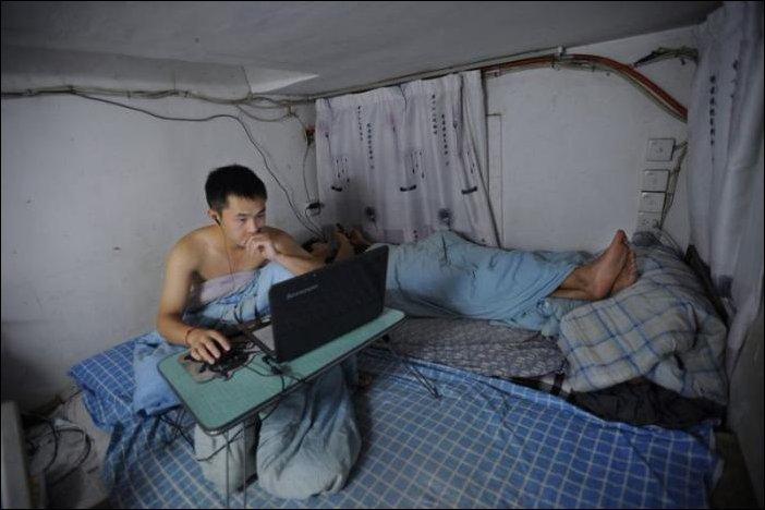 Жизнь в одной комнате