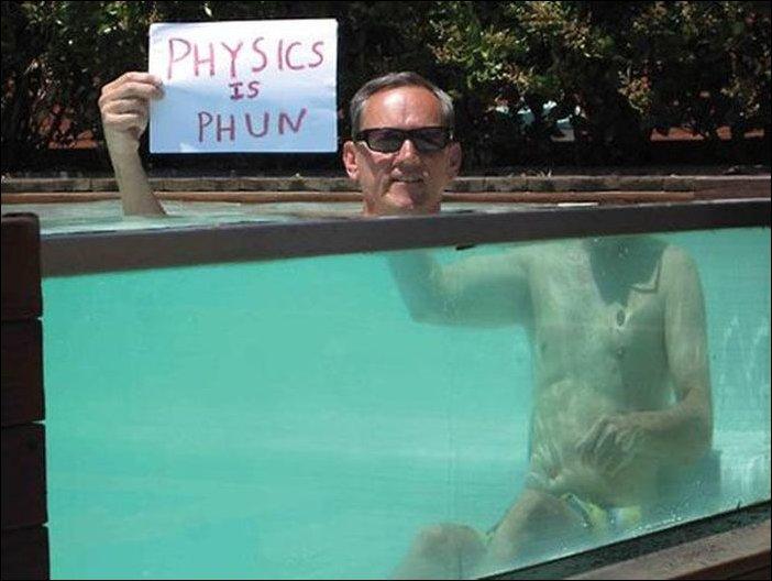 Занимательная физика