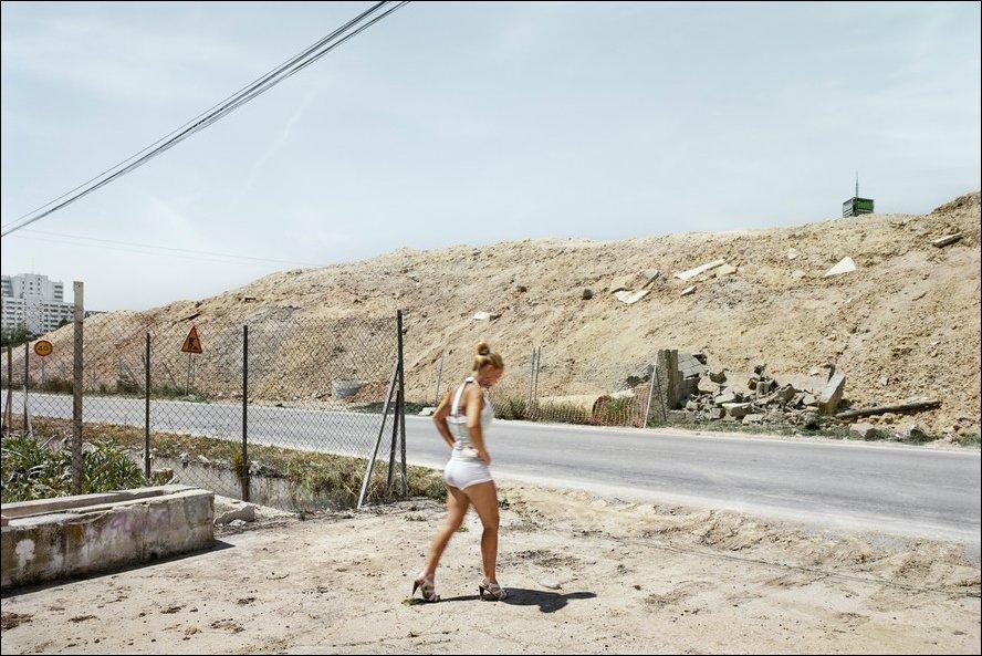 Как выглядят испанские проститутки