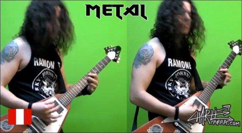 Панк против металла